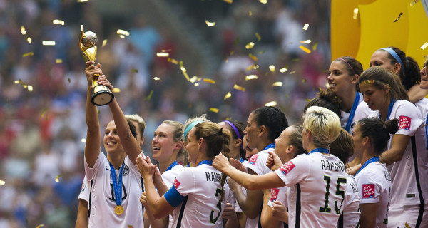 For U.S. Soccer Women, Success Won't Bring Compensation Equality