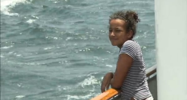 Kids Fighting Illness Get Break From Troubles on the Open Sea