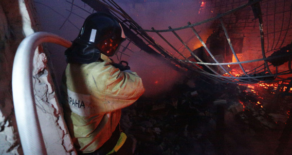 Shelling in East Ukraine Kills Four Civilians, Soldier