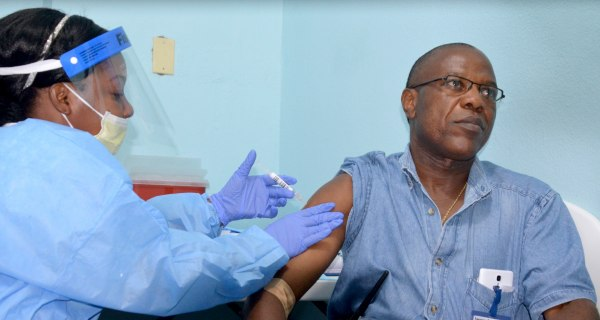 Experimental Ebola Vaccine Could Stop Virus