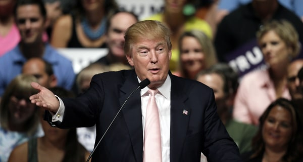 Donald Trump: 75% of Latinos Have Negative View of GOP Front-Runner