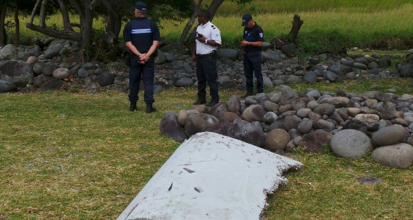 MH370 Flaperon Is Confirmed as First Debris from Missing Malaysia Flight
