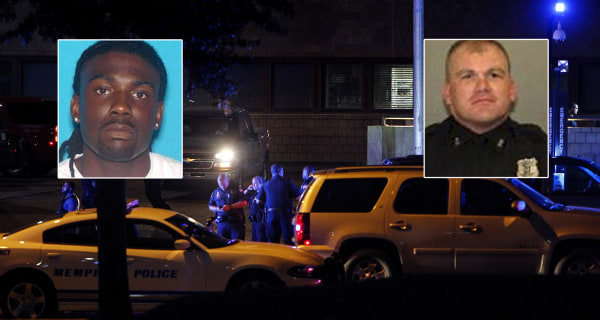 Tremaine Wilbourn, Suspect in Killing of Memphis Police Officer Sean Bolton, Surrenders