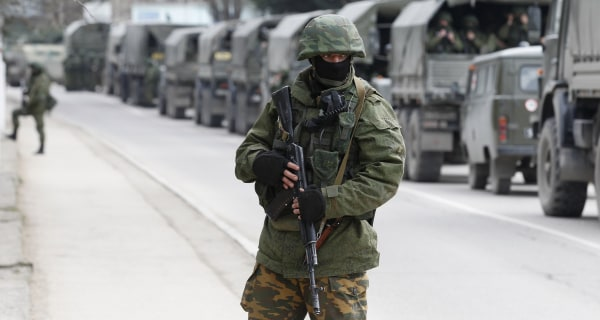 Russia's Classified Ukraine Crisis Death Toll Appears to Have Leaked