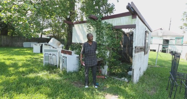 New Orleans' Recovery From Hurricane Katrina Leaves Some Behind