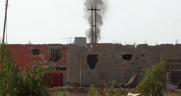 Turkish Jets Join U.S.-Led Coalition in ISIS Airstrikes