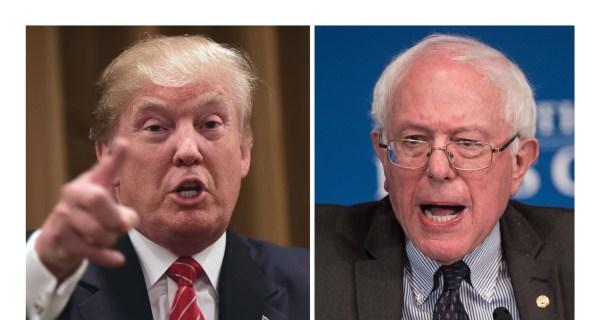 Antiestablishmentarianism: Sanders, Trump Surge in New Iowa Poll