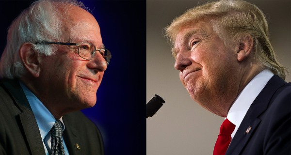 Antiestablishmentarianism: Sanders, Trump Surge in New Iowa Poll