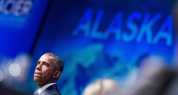 Obama Challenges World Leaders to Seize Initiative on Climate Change