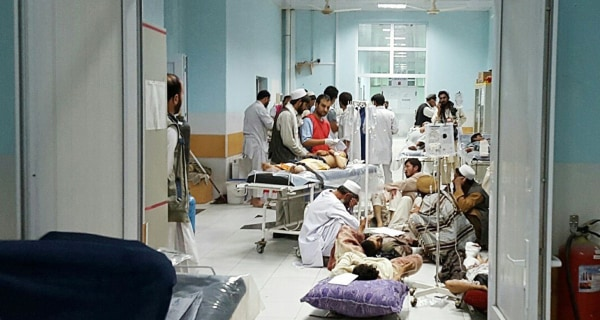 Doctors Without Borders Denies Taliban Were Firing From Afghan Hospital Hit by Airstrike