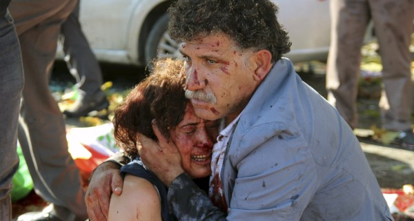 Ankara Explosions: 86 Killed, 186 Hurt Before Rally in Turkish Capital