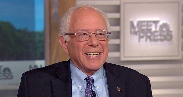 Like Clinton, Bernie Sanders Shifts Left on Key Issues