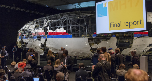 Malaysia Airlines MH17 Was Shot Down by BUK 'Warhead': Investigators