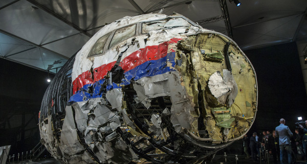 Malaysia Airlines MH17 Was Downed by BUK 'Warhead': Investigators