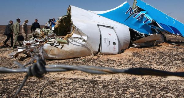 Egypt: No Evidence So Far of Terrorism in Metrojet Plane Crash