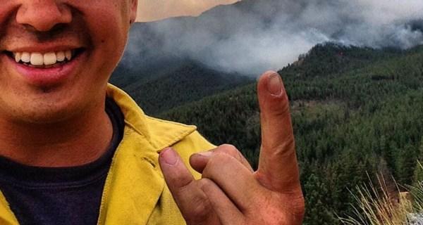 Firefighter Burned in Deadly Washington Fire Leaves Hospital