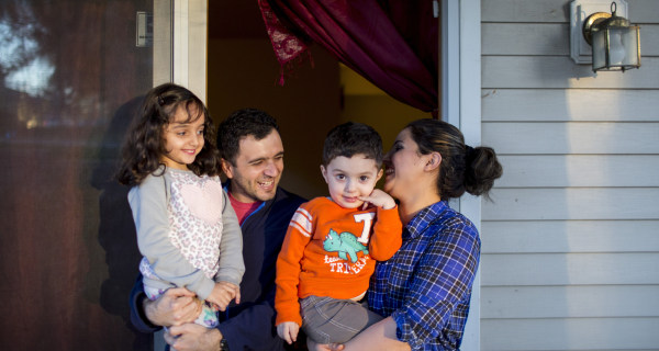 Yazidis in U.S. Grateful This Thanksgiving for Escaping ISIS