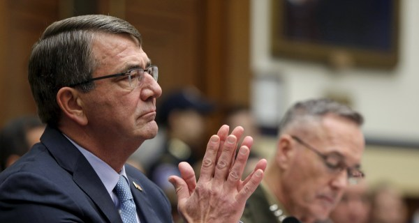 Defense Secretary Carter: Special Ops Force to Iraq to Fight ISIS