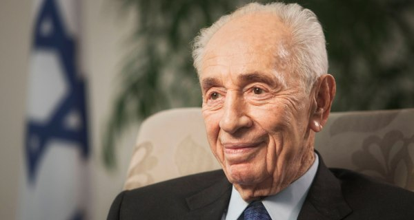 Shimon Peres, Ex-Israeli President and Nobel Laureate, Dies at 93 After Suffering Stroke