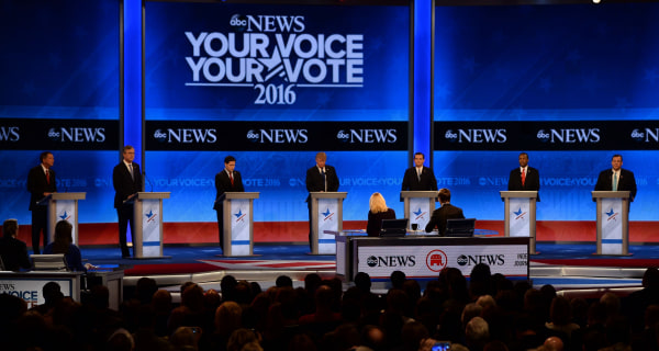 New Hampshire Republican Debate: Candidates Clash Days Before Primary