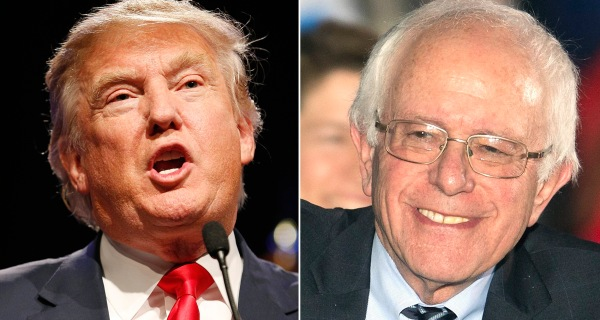 Trump, Sanders Sweep to Victory in New Hampshire Primaries; Kasich Second