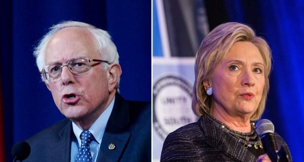 Democratic Debate: Clinton and Sanders Face Off In Wisconsin