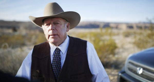 Cliven Bundy, Father of Rancher Resistance, Faces Prison Like His Devotees