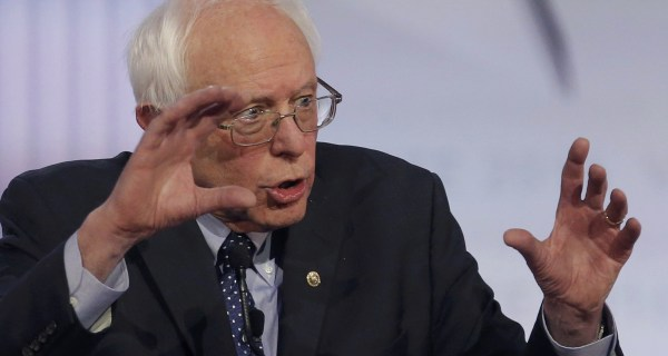 Has the Democratic Race Become a Referendum on Bernie Sanders, Not Hillary Clinton?