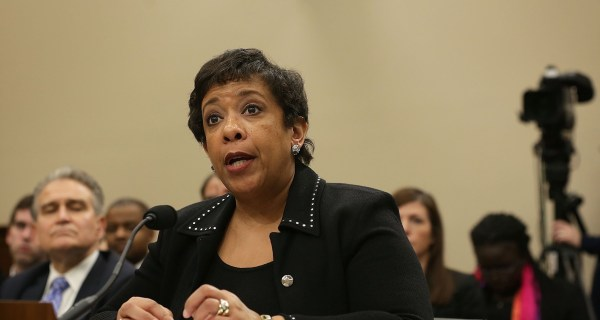 Lynch Will Accept FBI Recommendations on Clinton Emails