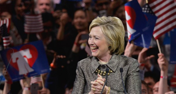 'An Enormous Deal': A Look at Hillary Clinton's Promise of a Cabinet Full of Women