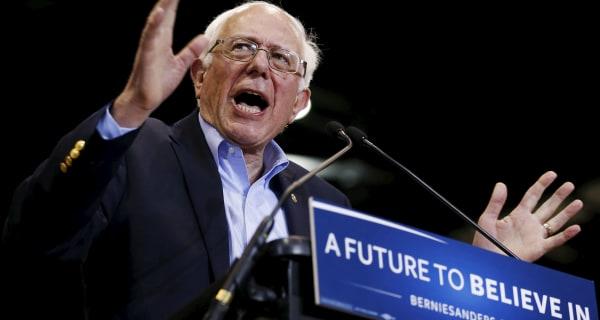 Bernie Sanders Warns Hillary Clinton on Running Mate Pick
