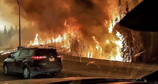 Fort McMurray Wildfire: 'Nasty, Dirty Fire' Burns Over 24K Acres as More Homes Are Lost