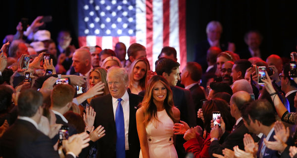 First Read: Trump's First Challenge Is to Unite a Fractured Party