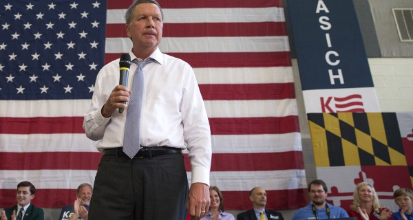 Senior Adviser: John Kasich to Suspend Presidential Campaign