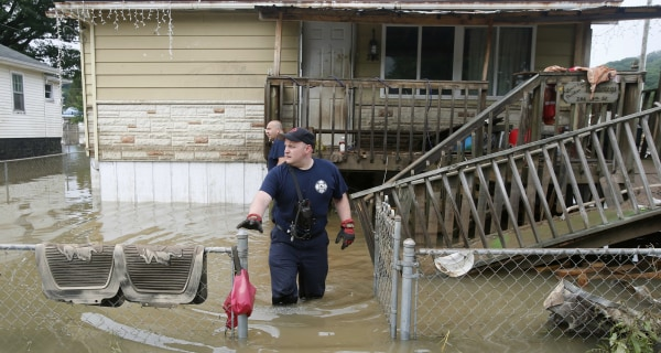 Death Toll Rises to 24 in Devastating West Virginia Floods