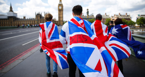 Texit? U.S. Secessionist Movements Seize on Brexit