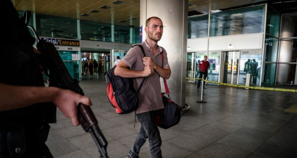 Istanbul Ataturk Airport Reopens After Deadly Turkey Terror Attack