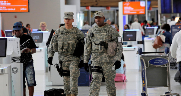 After Istanbul Attack, Security Stepped Up at U.S. Airports for Holiday