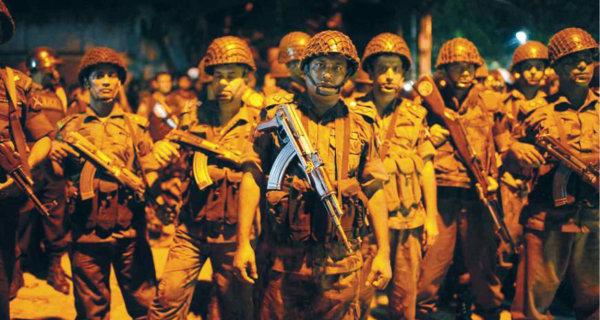 Gunmen Kill 4 Officers, Take Dozens Hostage in Bangladesh