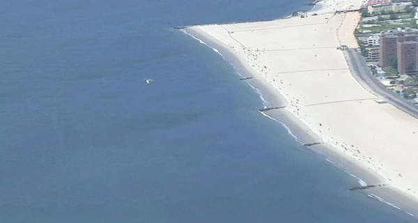Shark Sighting Forces Closing of Coney Island Beach