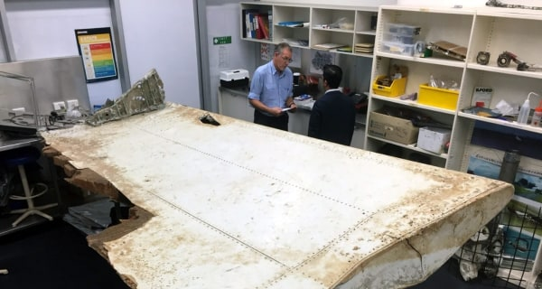 MH370 Search: Tanzania Wing Part Is 'Highly Likely' from Missing Jet