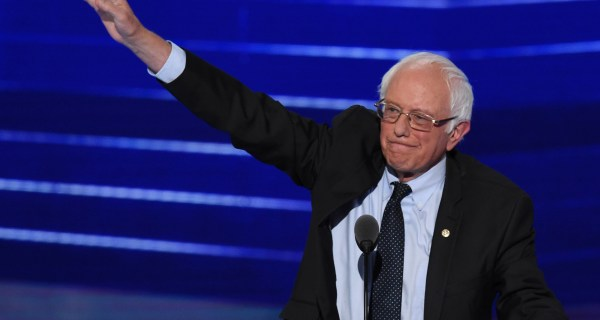 Sanders to 'Bernie or Bust' Movement: I'm Not With You