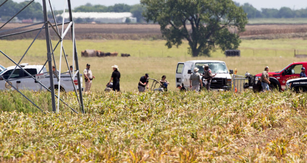 Hot Air Balloon Crashes Carrying 16 in Texas, Likely No Survivors