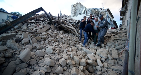 Italy Earthquake: Army Mobilized, Amatrice and Accumoli Hit Hard