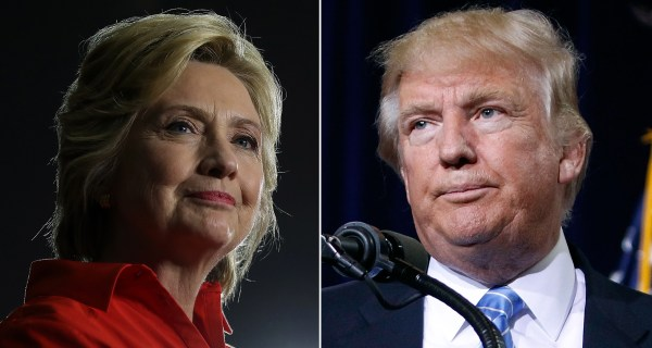 Hillary Clinton and Donald Trump Bring Different Levels of Policy Detail to Debate