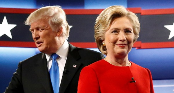 Analysis: Hillary Clinton's Studies for Debate With Donald Trump Pay Off