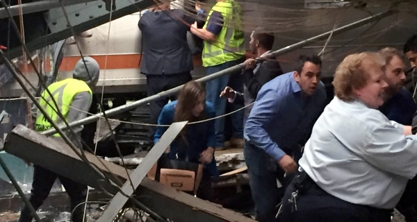 Commuter Train Crashes Into Hoboken, New Jersey, Station, Killing 1: Officials