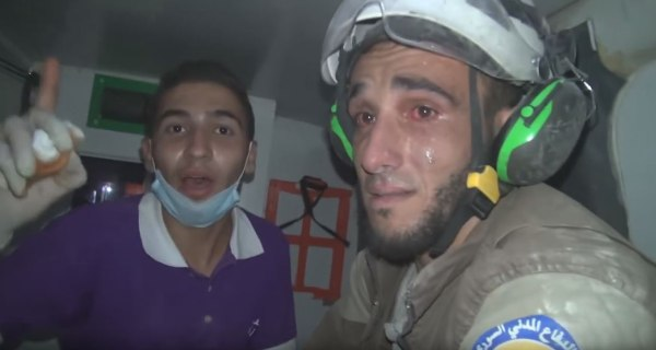 White Helmets Video Shows Toll in Idlib, Aleppo of Syria Offensive