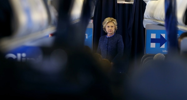 FBI Reviewing New Emails 'Pertinent' To Clinton Email Probe