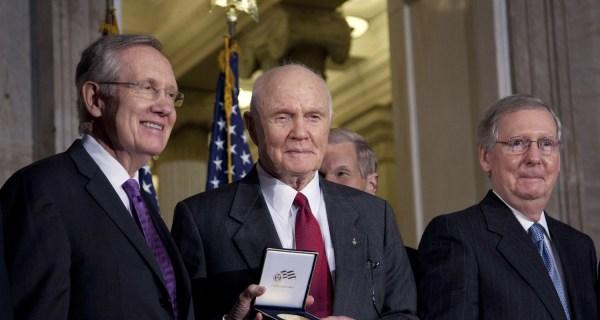 'The Last True National Hero': John Glenn Dead at 95